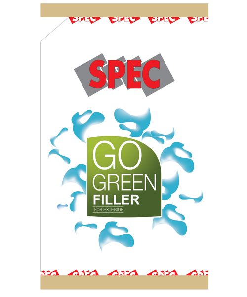 SPEC GO GREEN FILLER (EX)