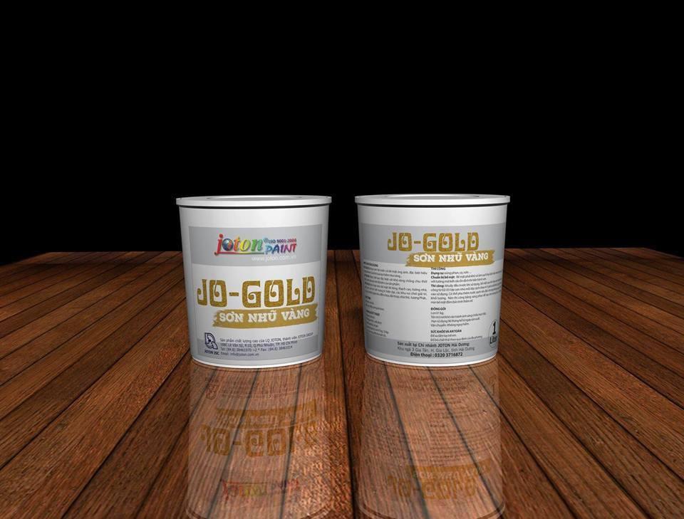 Sơn Nhũ Vàng Jo-GOLD