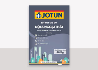 Jotun In&Ex Putty