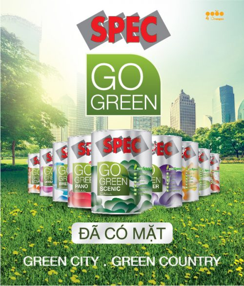 Spec-go-green