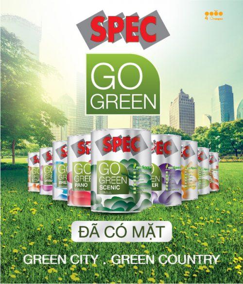 Spec-go-green
