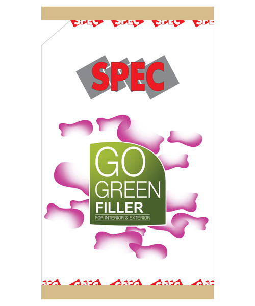SPEC GO GREEN FILLER (IN&EX)