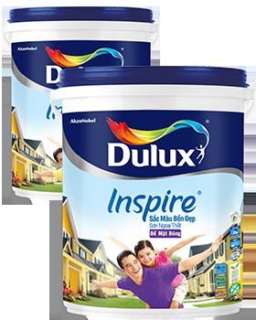 dulux inspire bong