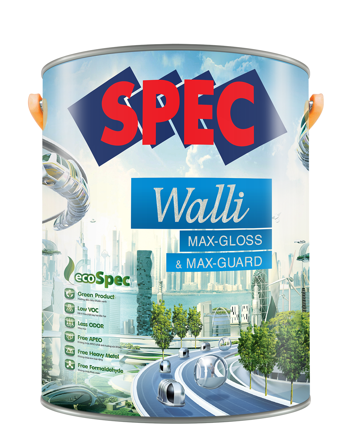 SPEC WALLI MAX-GLOSS MAX-GUARD
