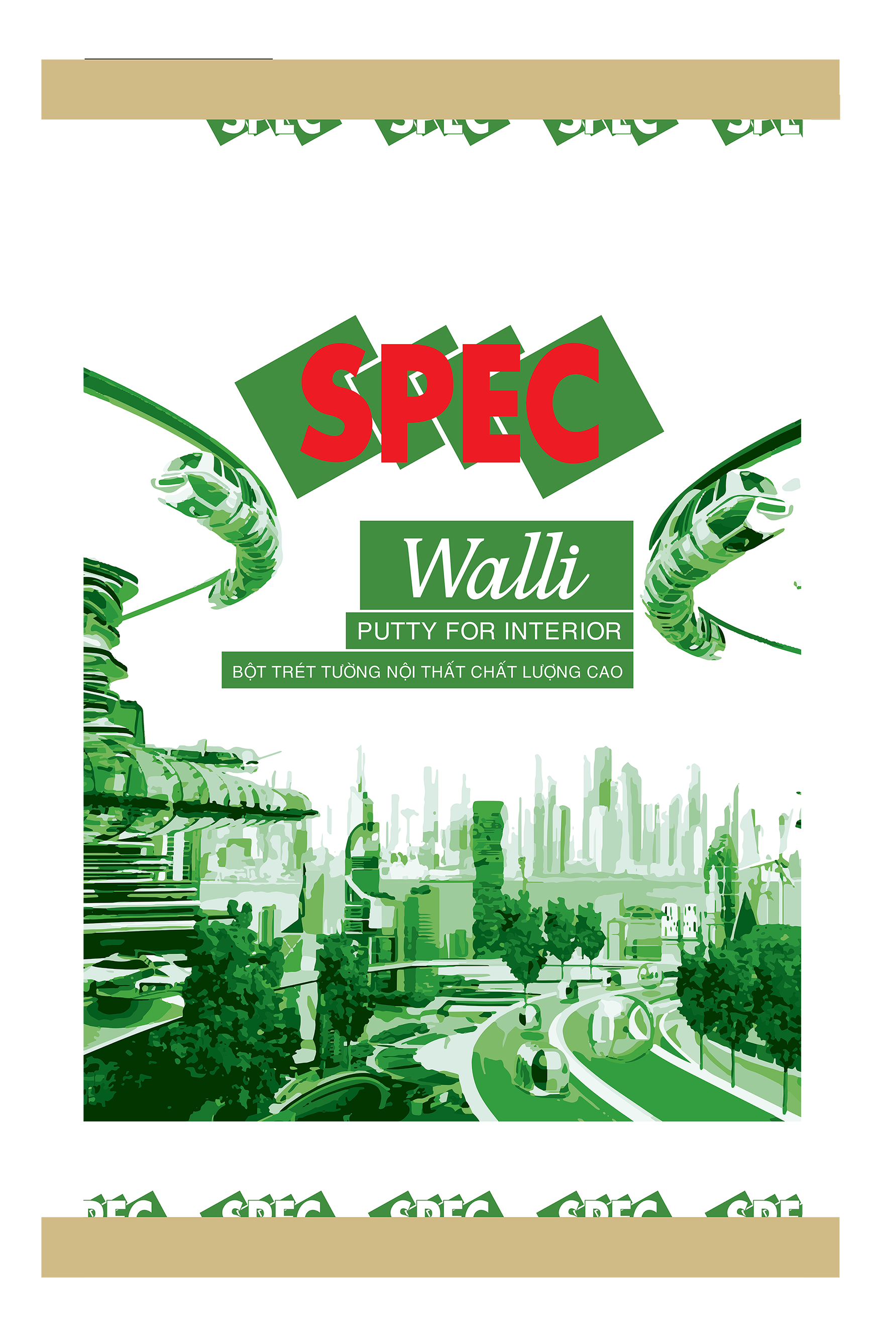 SPEC WALLI PUTTY FOR INTERIOR